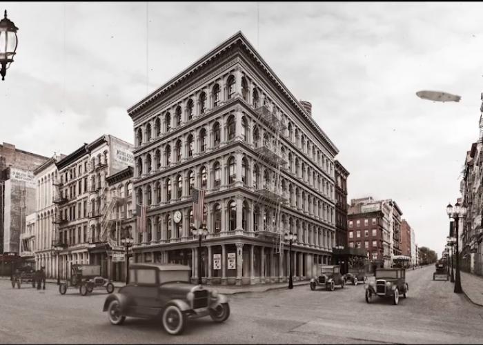 100 Jahre Schindler Lift