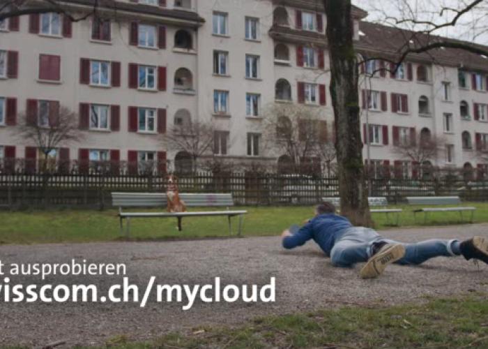 Swisscom MyCloud (3-sprachig)