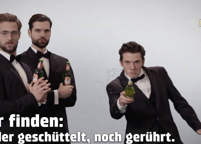 Feldschlösschen Online-Kampagne
