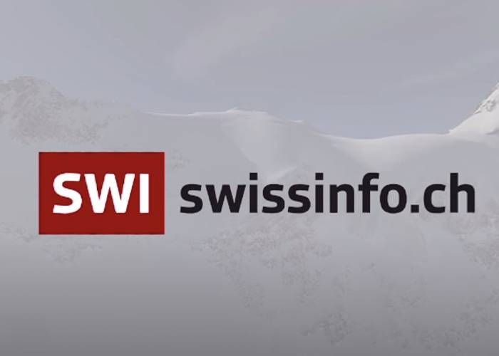 Swissinfo: 360 Grad Portrait